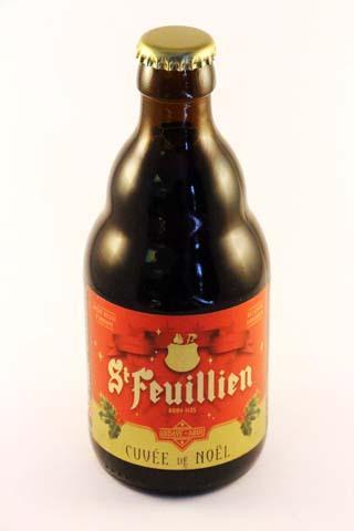 Saint-Feuillien Christmas 33cl -