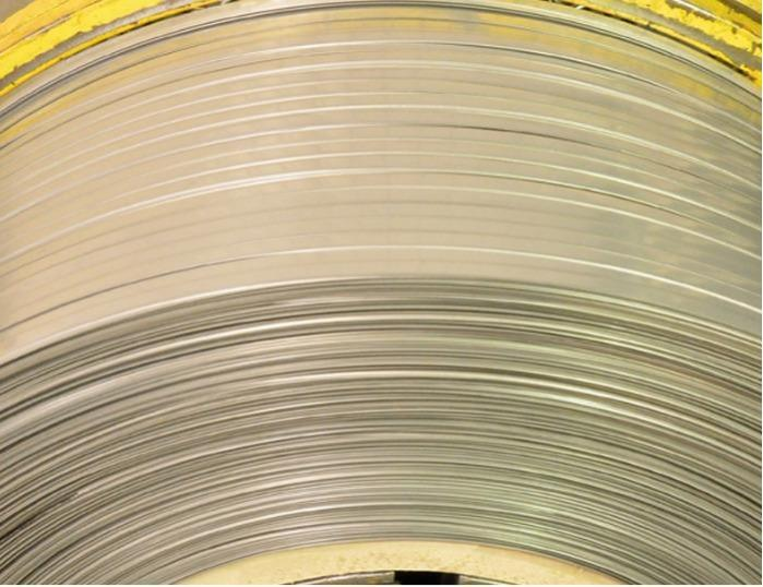 Stainless Steel Oscillating Wound - Oscillated Wound Coils