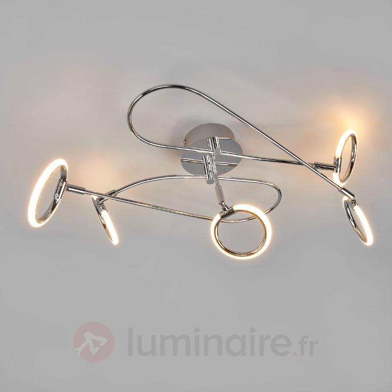 Beau plafonnier LED Jana - Plafonniers LED