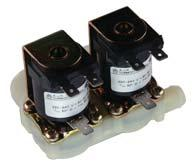 Servo-controlled solenoid valve NC, DN 10 - 01.010.216