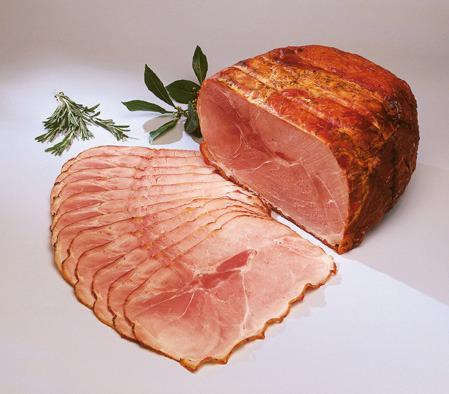 Italian ham with herbs - Pork