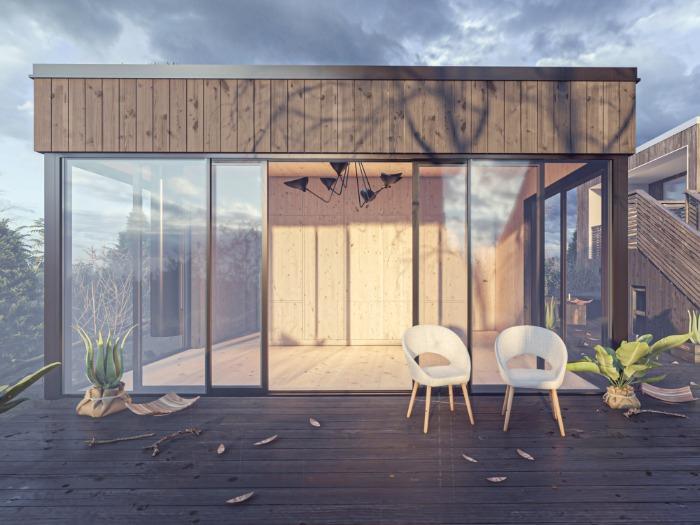 Tiny house/cabin/house on wheels design  - Tiny house/cabin/house on wheels/RVs/AUD/shipping container/tree house
