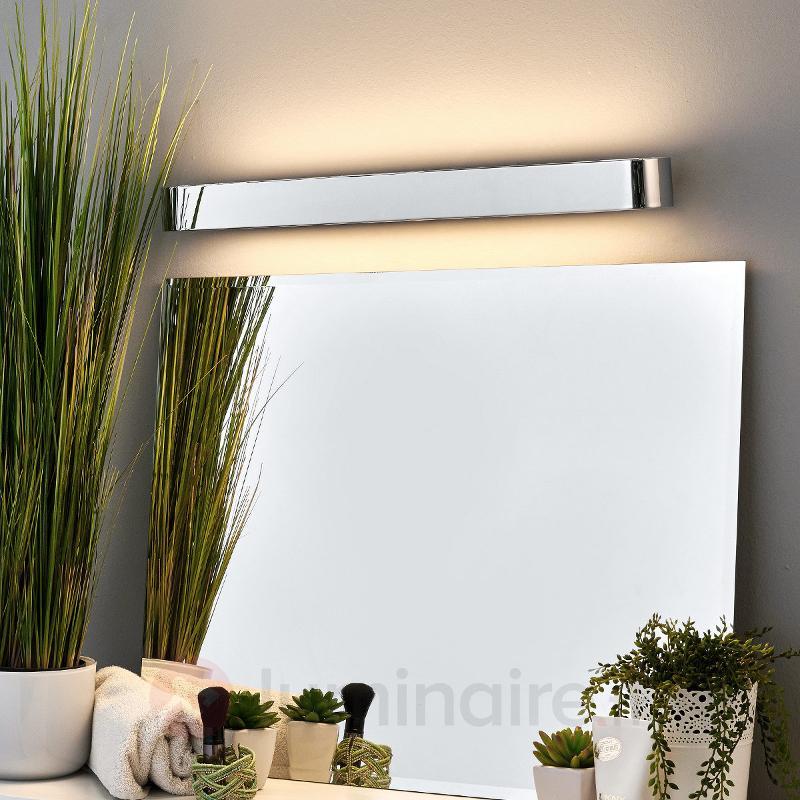 Applique LED Neven chromée large - Appliques LED