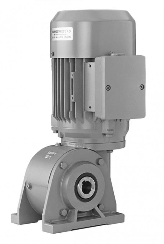 SN8SVH - Single-stage gear drive with hollow shaft