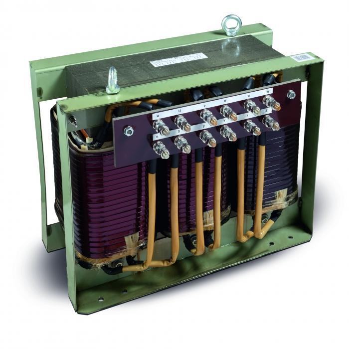 Dreiphasen Transformatoren - SPT100000