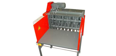 Trituradoras de cartón EKZ FKZ - Soluciones económicas para la trituración y el tratamiento.