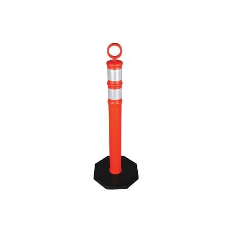 Poteau délinéateur amovible 115cm