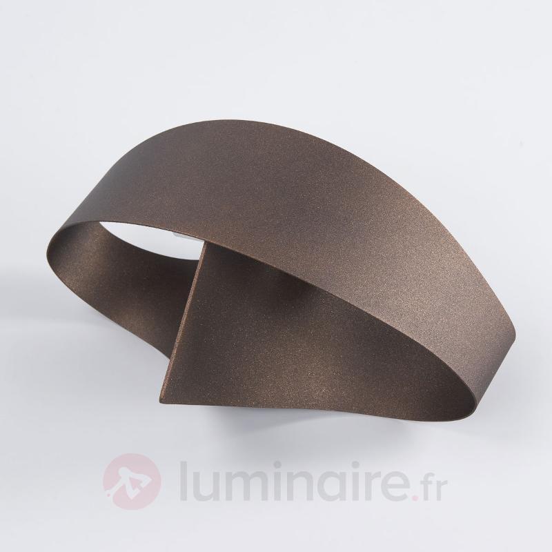 Applique design Scudo bronze - Appliques design