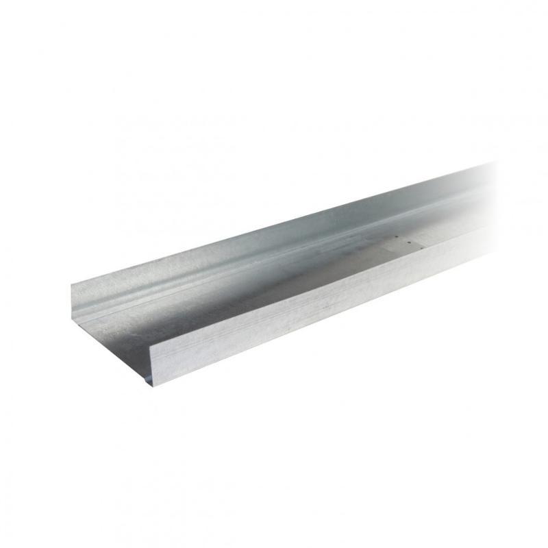 Structure pour plafond grande portée profils primaires - RAIL 101 Z275