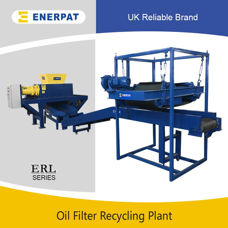 Wholesale UK Lorry Oil Filter Recycling Machine Motor Oil Filter