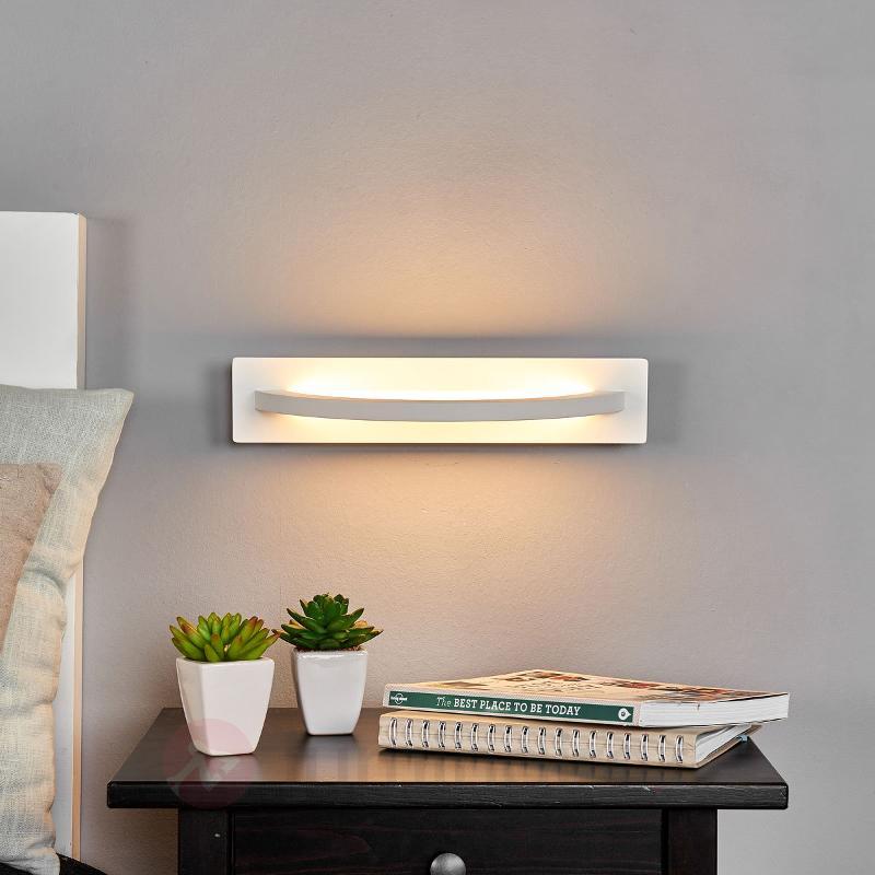 Applique LED semi-circulaire Tyla - Appliques LED