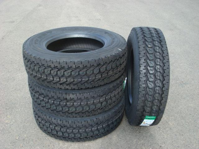 Truck tyres - REF. 265/70R19.5.TRI.TR657