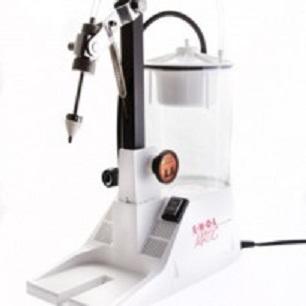 masina de umplut produse lichide  - masina umplere cu vacuum