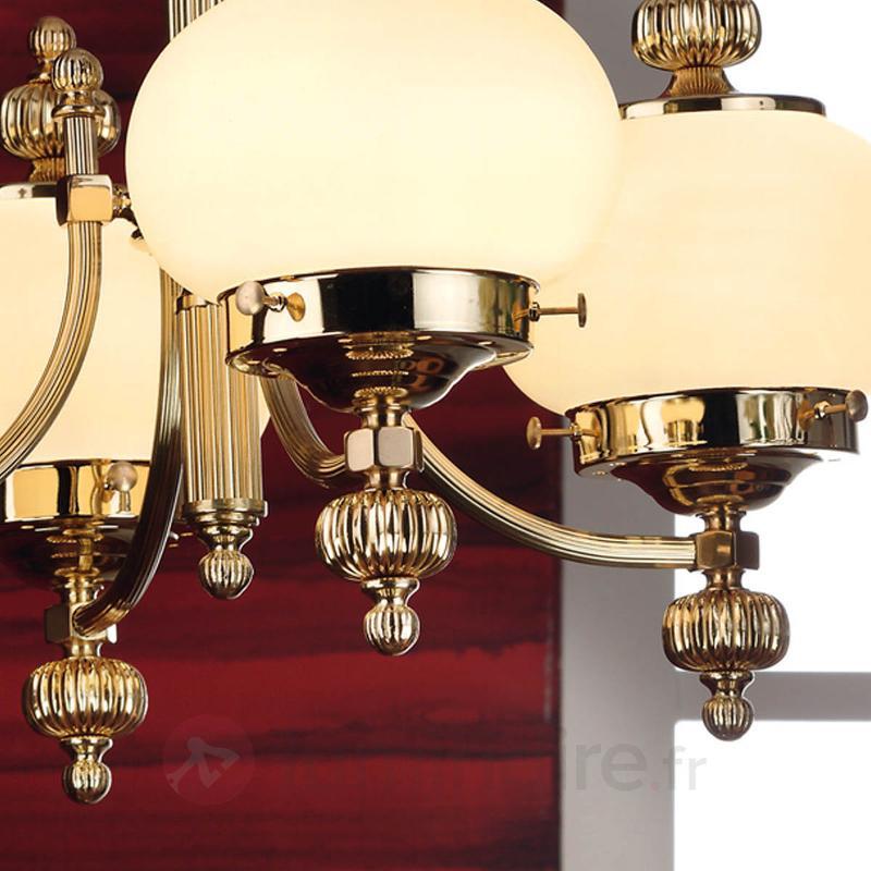 Lustre Ophelia classique à 4 lampes - Lustres classiques,antiques