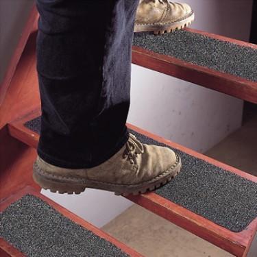 Ruban antidérapant escalier - Bande Super Agrippante Noir