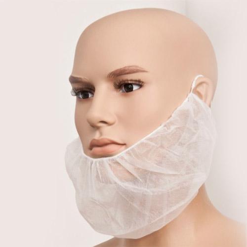 Cubierta de barba - Funda de barba desechable