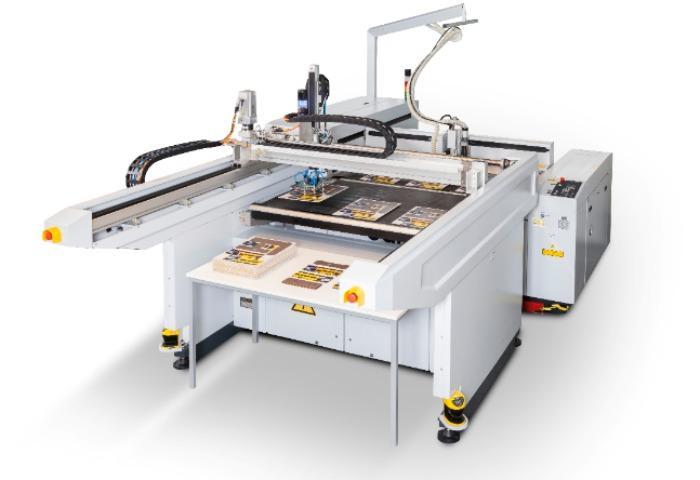 Équipement du robot de la machine de découpe au laser -