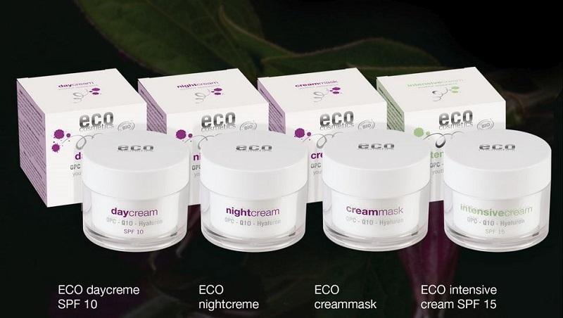 ECO Anti-Aging Serie - Das Gesichtspflege-Konzept für eine jugendliche Ausstrahlung