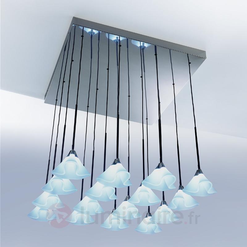 Lampe à suspension LED 16 flammes Coral - Suspensions LED