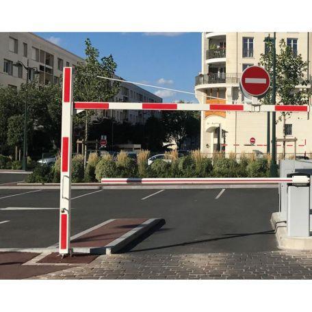 Demi Portique Tournant - Portique Limiteur D'accès