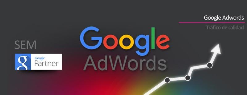 Campañas en Google Adwords - Marketing online