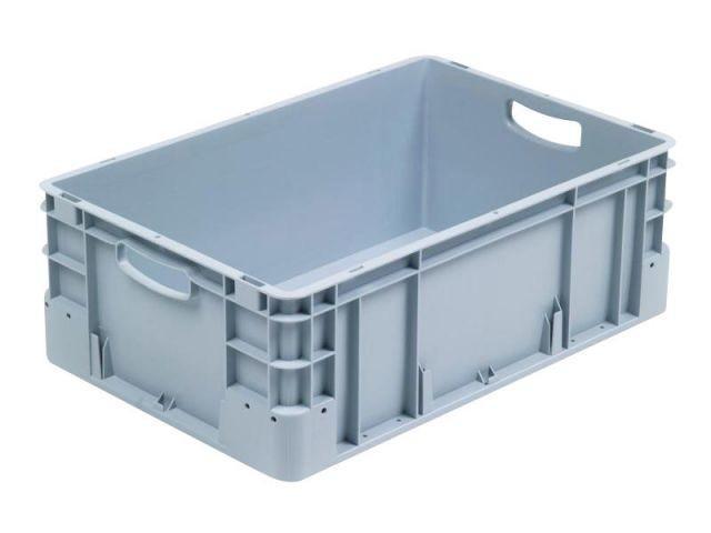 Stapelbehälter: Sil 6422 - Stapelbehälter: Sil 6422, 600 x 400 x 220 mm