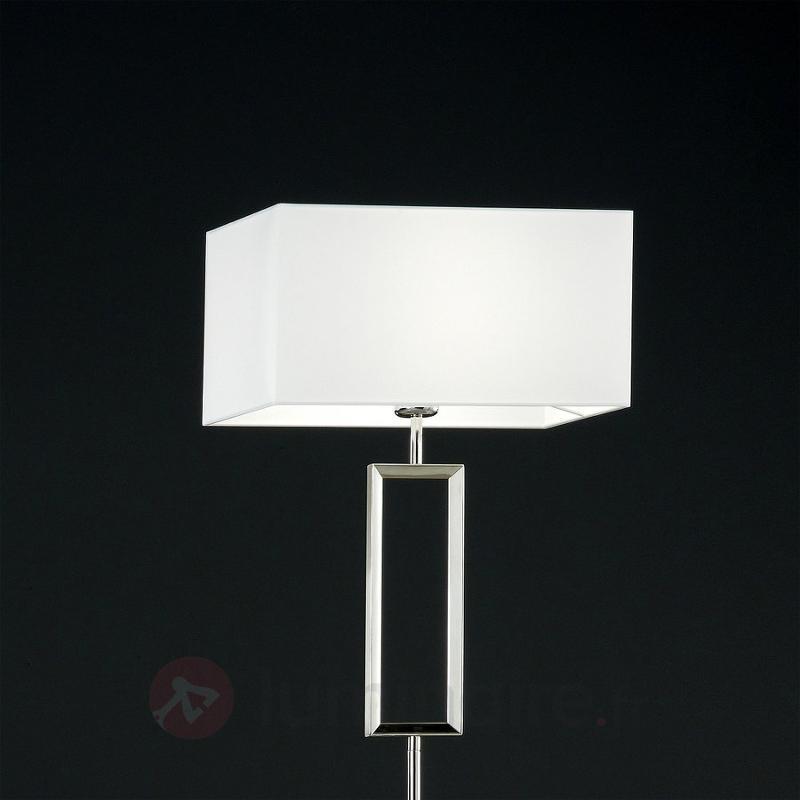 Joli lampadaire ENNA 2 - Lampadaires en tissu