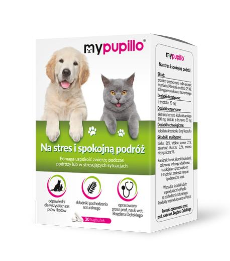 MyPupillo – Stress and locomotion - null