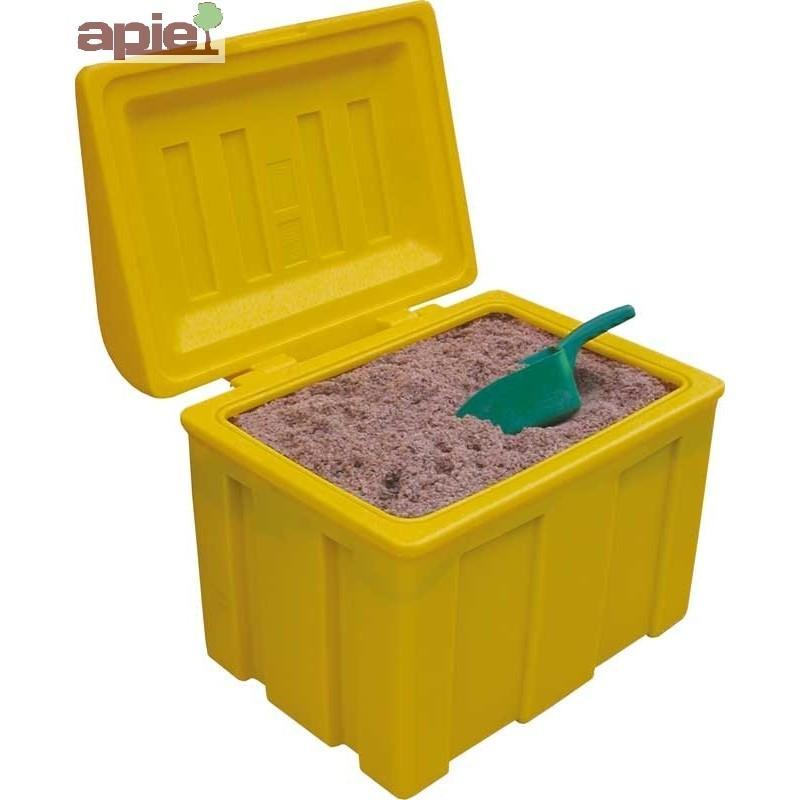 Coffre à sel ou sable 110 L - Référence : CS110J/ECO