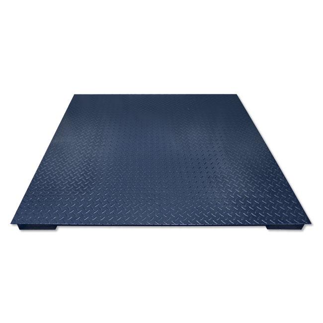 Serie 4PSH - Plataformas de pesaje 4 células sobresuelo.