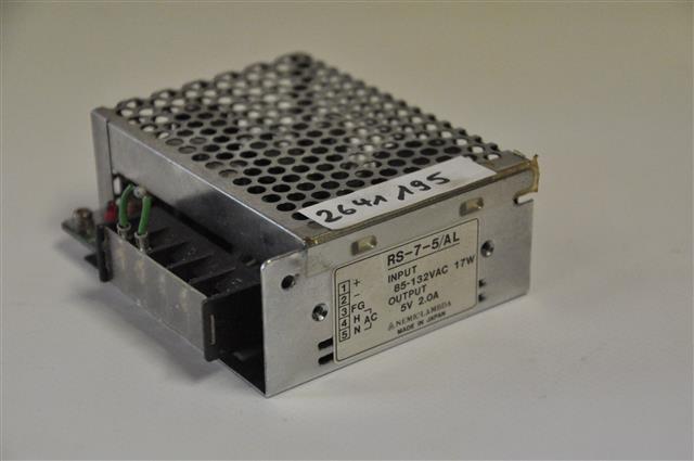 Switching Regulator RS-7-5/AL85 - 132 VAC 5 VDC 2,0 A - S-2641195