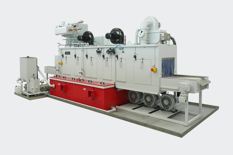 Kda Compact Cleaning Plant For Water Based Media - null