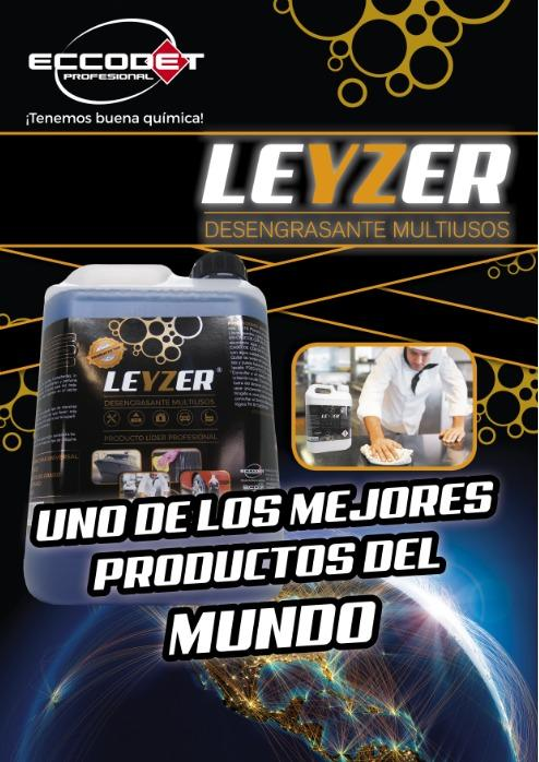 Leyzer - Desengrasante Multiusos