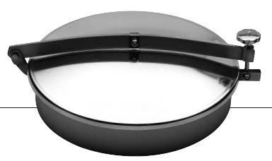 Aseptic pressure-free lids - Series 31