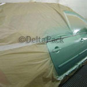 PAPIERS POUR PROTECTION AUTOMOBILE - BIODEGRADABLE RECYCLABLE