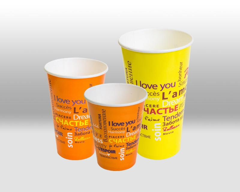 Paper Cups Fiesta - PAPER CUPS