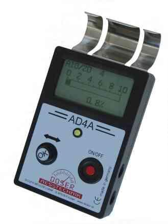 Papierfeuchte - Messgerät  - AD4A