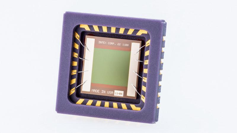 IR source JSIR350-4-CB-0-S5.0-0-0 - Fast infrared radiation source with SMD housing JSIR350-4-CB-0-S5.0-0-0