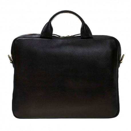 Leather Laptop Bag - Aegean Bag