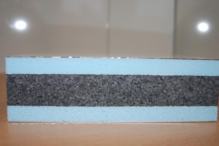 Phonic three-layer Panel