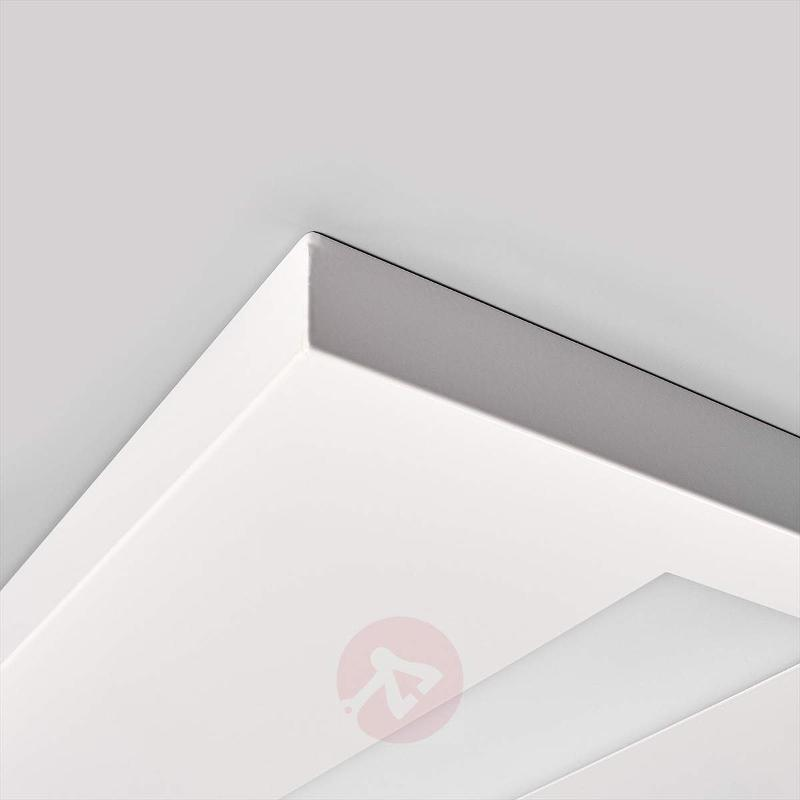 Flat LED light 37 W white OSRAM LED - Surface Mounted Louvre Lights
