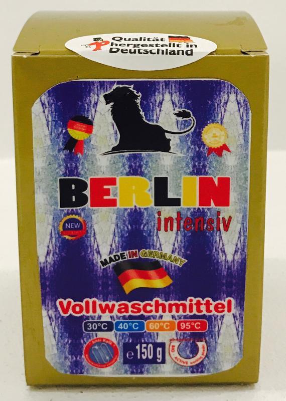 Berlin Waschpulver 150 g - Reinigung - Pflege