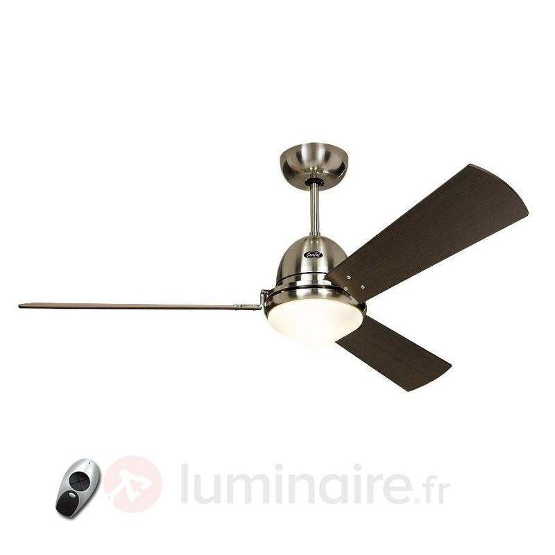 Ventilateur de plafond flexible Libeccio