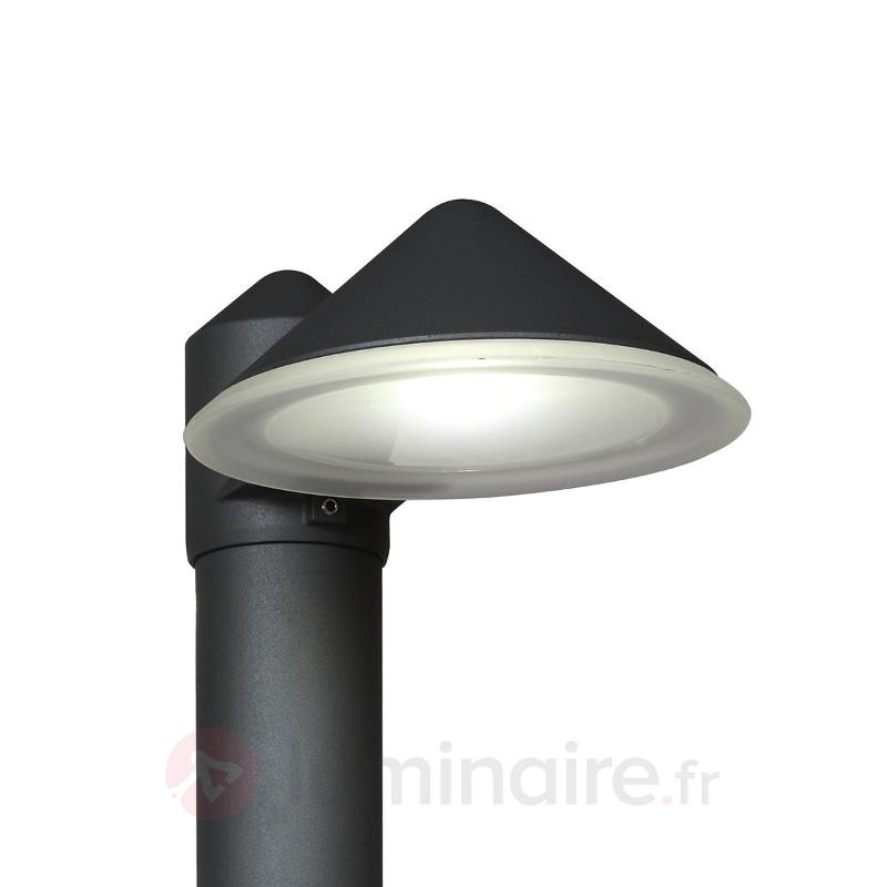 Magnifique borne lumineuse LED Cone - Bornes lumineuses LED