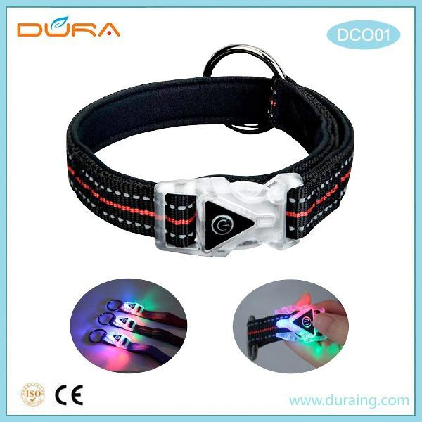 Reflective Dog Collar - We supply different styles dog collars