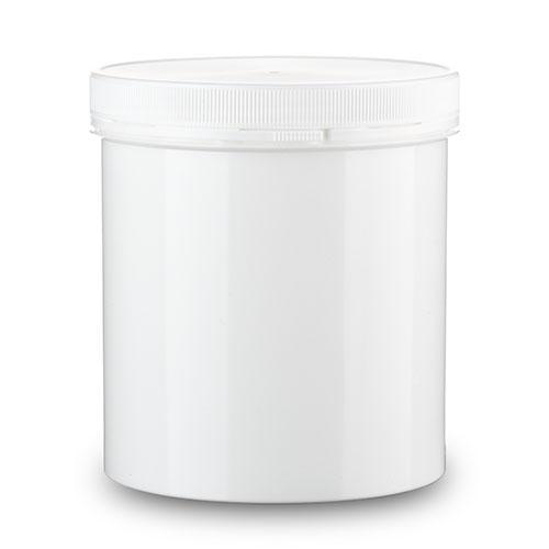 Malea - plastic jar / PP jar