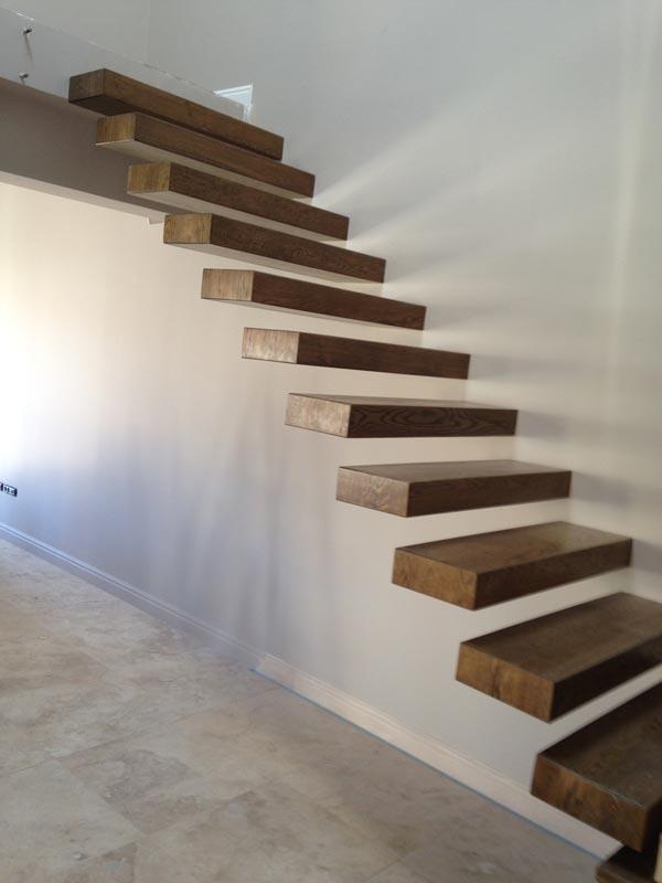 scari din lemn - pentru interior