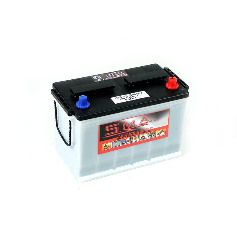 Batteria Camper 12v 105ah - Batterie per Camper e Caravan