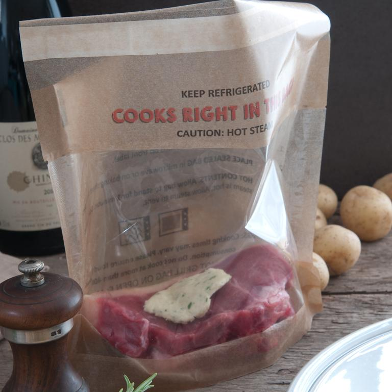 Sira-Cook - oven/microwave ready bags and films -