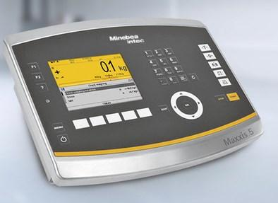 Process Controller Maxxis 5 - The freely programmable process controller